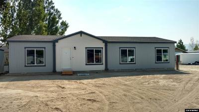 Battle Mountain Manufactured Home Active/Pending-Loan: 102 Lupin Drive