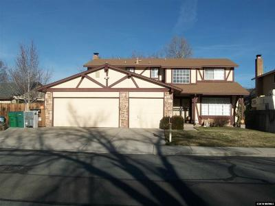 Single Family Home For Sale: 1468 Bluehaven Drive