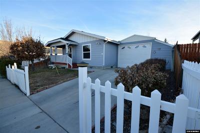 Reno Manufactured Home For Sale: 664 Bud Lake