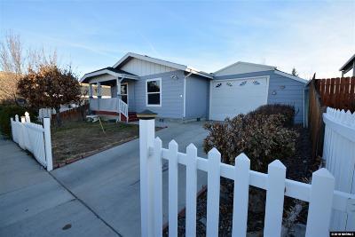 Reno Manufactured Home Active/Pending-Loan: 664 Bud Lake