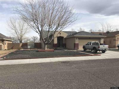 Fernley Single Family Home For Sale: 310 Marshall Street