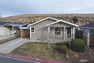 Reno Manufactured Home Active/Pending-Loan: 5250 Tenaya Creek Lane