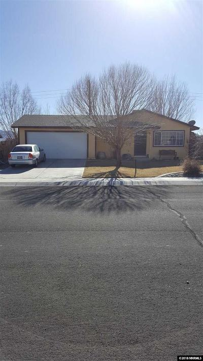 Dayton Single Family Home Active/Pending-Loan: 2029 Lonnie