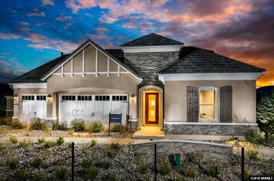 Reno Single Family Home For Sale: 9530 Baldacci Court #Brookshi