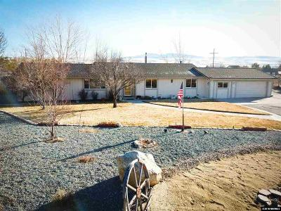 Sparks NV Single Family Home Active/Pending-Loan: $465,000