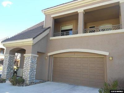 Reno Condo/Townhouse For Sale: 9900 Wilbur May #3803