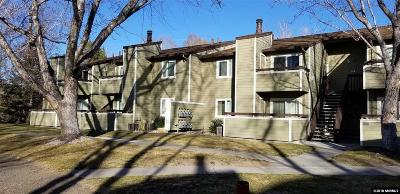 Reno Condo/Townhouse Auction: 7680 Bluestone Drive #Z- 402