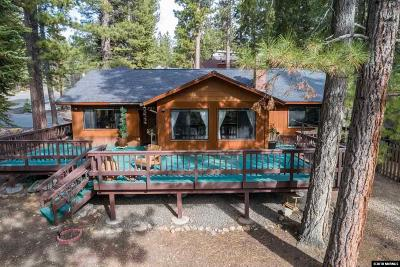 Incline Village Single Family Home For Sale: 781 Mays Blvd.