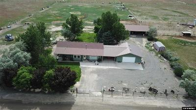 Winnemucca Single Family Home For Sale: 9650 Alice Ln.