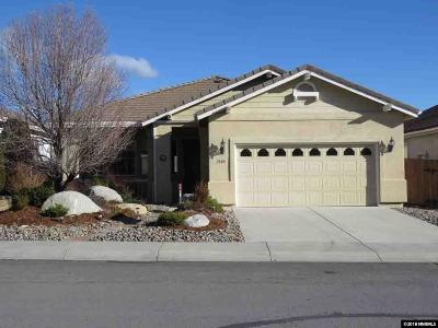 Minden Single Family Home For Sale: 3503 Long Dr