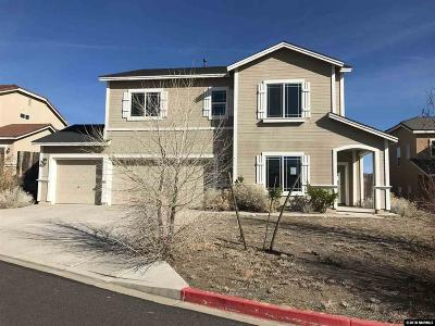 Reno Single Family Home Auction: 5010 Coggins Road.