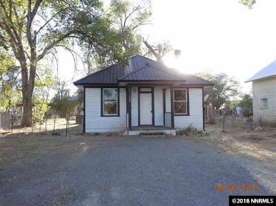 Winnemucca Single Family Home For Sale: 255 Apache