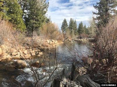 Residential Lots & Land For Sale: Hwy 89 Carson River Parcel