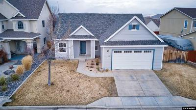 Reno Single Family Home Active/Pending-Call: 11755 Lone Desert