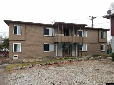 Reno Multi Family Home For Sale: 690 Denslowe Dr