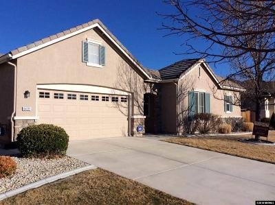 Washoe County Single Family Home For Sale: 6491 Citori Drive