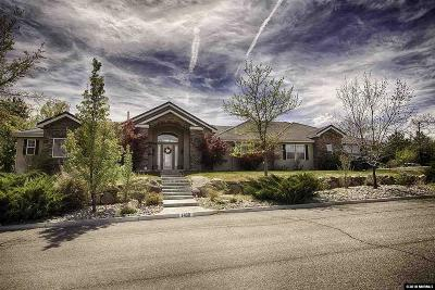Reno Single Family Home For Sale: 1460 Star Way