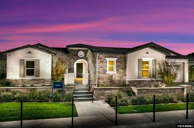 Reno Single Family Home Price Reduced: 9513 Copper Sky Drive #Taranto
