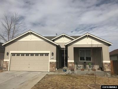 Fernley Single Family Home For Sale: 1130 Shadow Lane