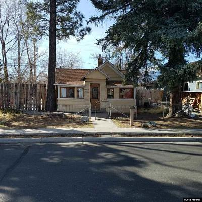 Minden Single Family Home Active/Pending-Call: 1578 Mono