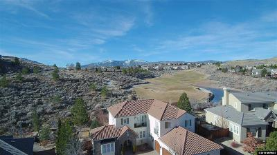Reno Single Family Home Active/Pending-Loan: 8250 Willow Ranch Trail