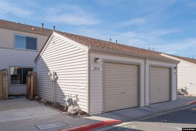 Reno Condo/Townhouse Active/Pending-Loan: 13830 Lear Blvd.