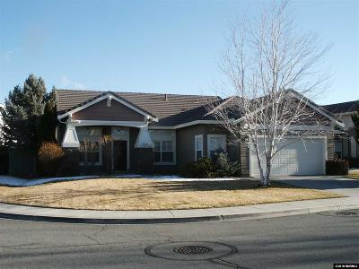 Reno Single Family Home For Sale: 9350 Oakley Court
