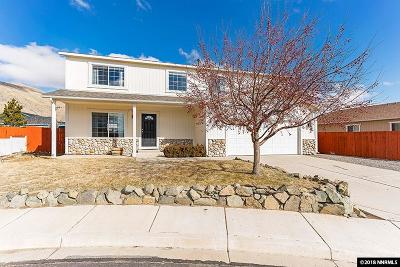 Reno Single Family Home For Sale: 17935 Drift Creek Court