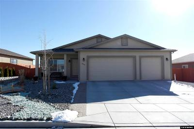 Reno Single Family Home New: 18560 Outpost Ct.