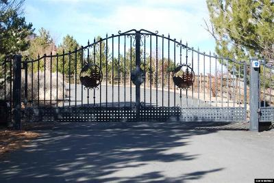 Reno Residential Lots & Land For Sale: Anitra Drive