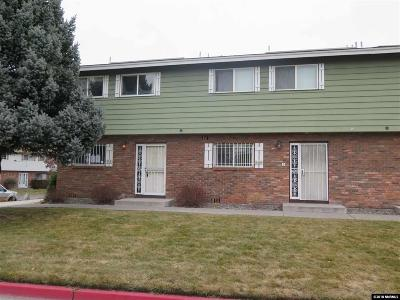 Reno Condo/Townhouse Auction: 558 Smithridge