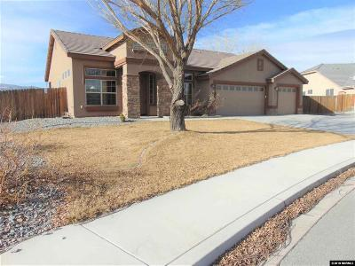 Fernley Single Family Home Active/Pending-Loan: 920 Brigit Circle