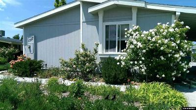 Reno Manufactured Home Active/Pending-Loan: 1307 Lynx St