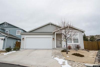Reno Single Family Home Active/Pending-Loan: 8640 Villano Ct #Reno