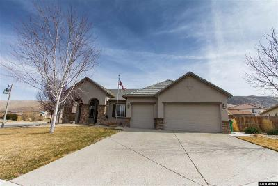 Reno Single Family Home Active/Pending-Call: 10710 Ivy Gate