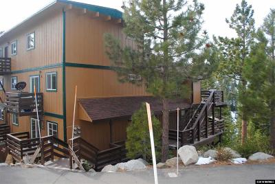 Stateline Condo/Townhouse Active/Pending-Call: 769 North Bowl #A