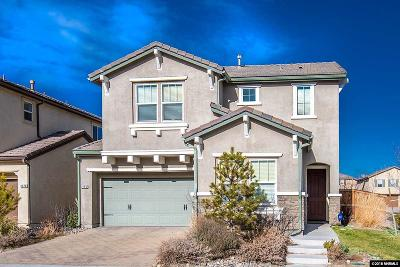 Reno Single Family Home For Sale: 2195 Bears Ranch Rd