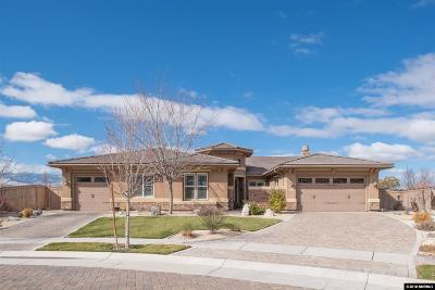 Reno Single Family Home New: 2655 Relevant Ct. #NV