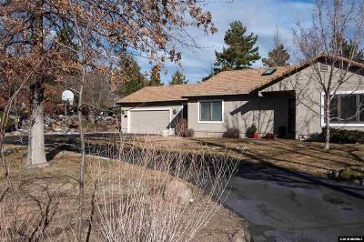 Reno Single Family Home For Sale: 5365 Wildwood Dr.