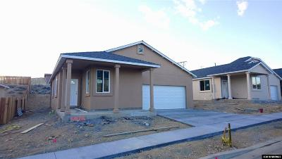 Reno Single Family Home Active/Pending-Loan: 5875 Kearney