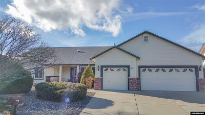 Reno Single Family Home For Sale: 2475 Telluride