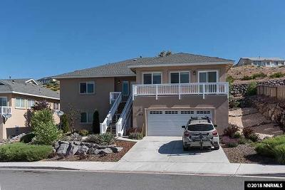 Reno Single Family Home For Sale: 915 Demos Court