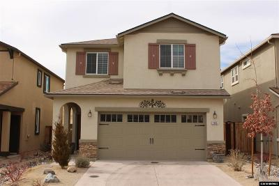 Reno Single Family Home For Sale: 1833 Star Bright Way