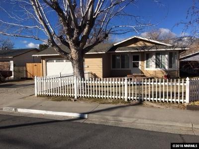 Carson City Single Family Home New: 3002 Northgate Lane