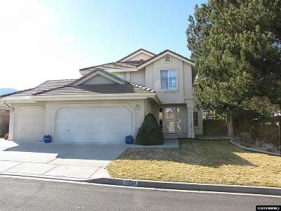 Reno Single Family Home For Sale: 3200 Greensburg Cr