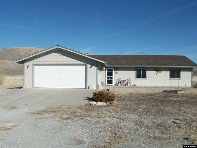 Reno Single Family Home For Sale: 162 Marshal Road
