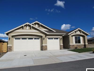 Gardnerville Single Family Home Active/Pending-Call: 1306 Cedar Creek Circle