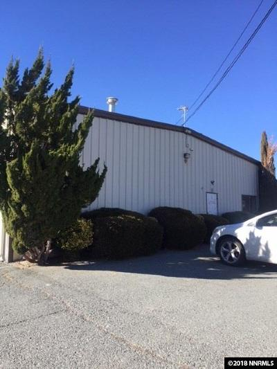 Moundhouse NV Commercial For Sale: $849,500