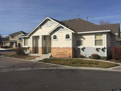 Reno NV Single Family Home New: $287,000