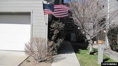 Washoe County Condo/Townhouse Active/Pending-Loan: 3225 Alum Creek Court